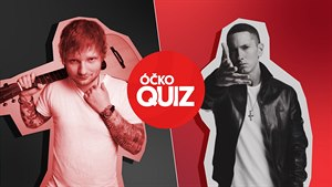 Face off Ed Sheeran versus Eminem