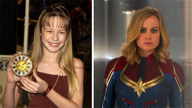 Brie Larson — Captain Marvel