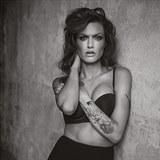Gabriela Koukalová se svlékla pro Playboye a takhle to dopadlo. Víc sexy ještě...