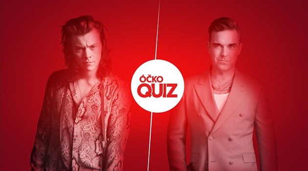 Face off kvíz: Harry Styles versus Robbie Williams