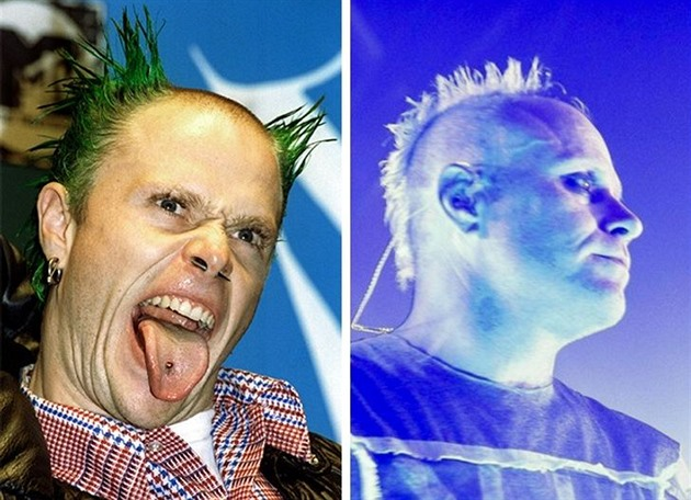 Keith Flint (The Prodigy), 1996 a 2015