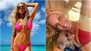 Simona Krainová se vystavila v plavkách a její fanynky mají hned zkažený den....