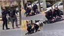 Strážnici berounské městské policieměli zpacifikovat teprve čtrnáctiletého...