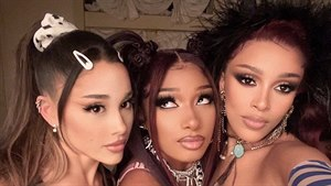 Ariana Grande feat. Doja Cat & Megan Thee Stallion