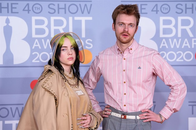 Billie Eilish a Finneas