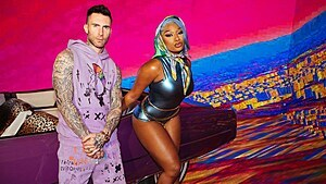 Maroon 5 feat. Megan Thee Stallion