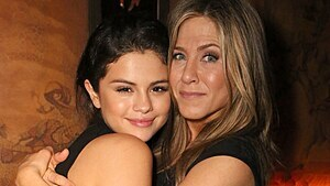 Selena Gomez a Jennifer Aniston