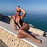 Bridgita Chlopčíková ukázala u moře sexy figuru.