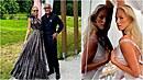 Richard Chlad s krásnou partnerkou Annou