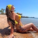Porotu oslnila krásným zpěvem, fanoušky na Instagramu zase sexy tělem!