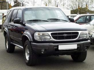 Ford Explorer z roku 1999