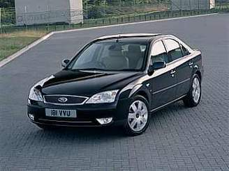 Ford Mondeo po faceliftu