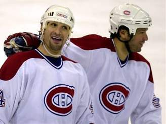 Pittsburgh - Montreal: Souray a Quintal
