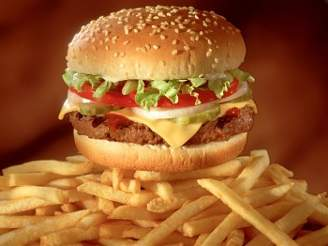 Almost all popular fast foods or deep fried foods today are extremely rich in bad LDL cholesterol