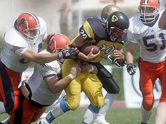 Prague Panthers - Prague Lions