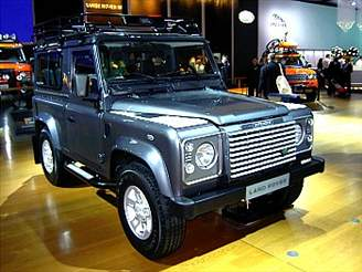 Land Rover Defender Limited