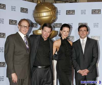 Philip Berk, Mark Wahlberg, Kate Beckinsale, Steve Carrell