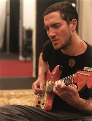 Red Hot Chili Peppers - John Frusciante