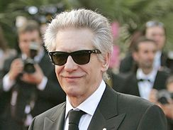 Cannes 2006 - David Cronenberg