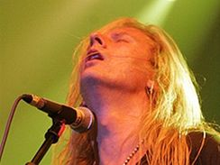 Alice In Chains ve Zlíně - Jerry Cantrell