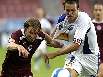 Sparta - Kladno: Jun a Killar