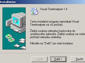Visual TimeAnalyzer