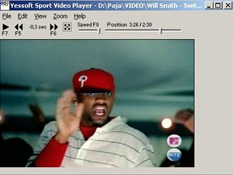 Sport Video Player