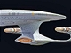 Star Trek - model lodi Enterprise-D