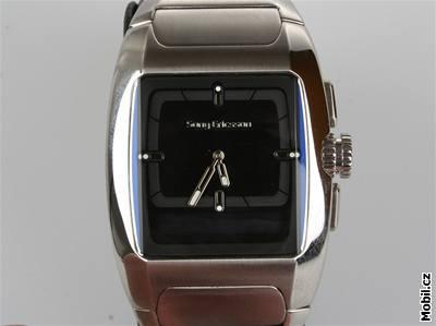 Ideální dárek pro muže - Bluetooth hodinky Sony Ericsson MBW-100 ... 65c38fc204