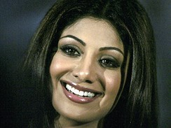 Shilpa Shettyová ze soutěže Celebrity Big Brother