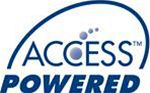 logo ACCESS powered