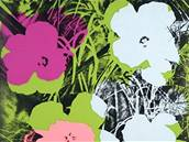 Andy Warhol - Flowers II.