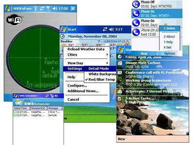 Programy zdarma pro Windows Mobile