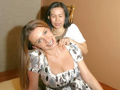 Čínska masáž salón sex