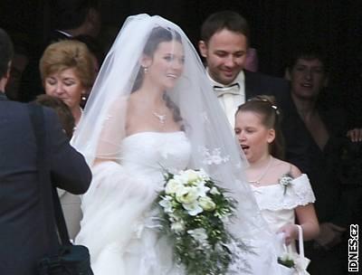 Seznamka scéna svatební svadební