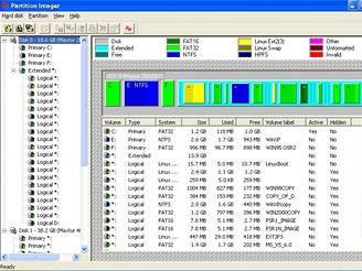 7tools Partition Imager