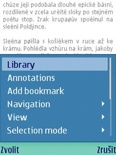Program MobiPocket Reader