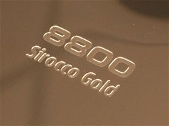Nokia 8800 Shirocco Gold