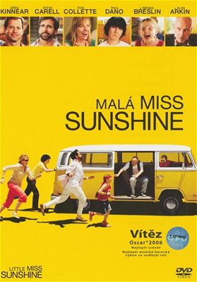DVD Malá Miss Sunshine