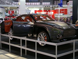 Spyker D12 Peking-to-Paris