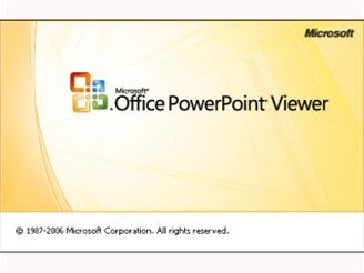 MS Office PowerPoint Viewer
