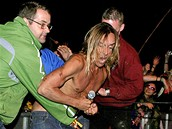 Glastonbury - Iggy Pop