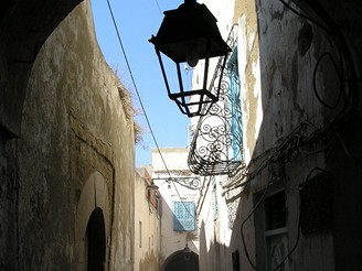Tunis - hl. město Tunis