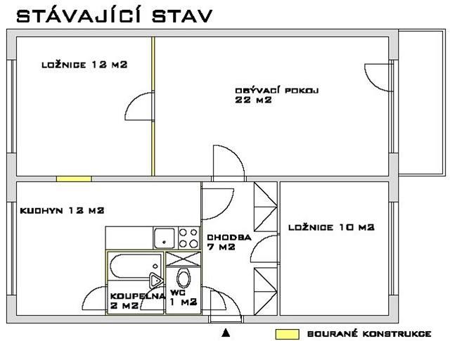 Pet Idealnich Variant Rekonstrukce Paneloveho Bytu 3 1 Idnes Cz