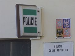 policie, ilustrace