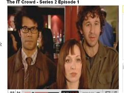 IT Crowd - Moss, Roy a Jen