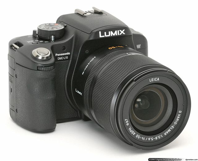 Panasonic Lumix DMC-L10 (IFA 2007)
