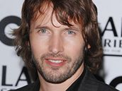 James Blunt na udílení cen GQ Men Of The Year Awards (2007)
