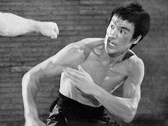 Chuck Norris a Bruce Lee