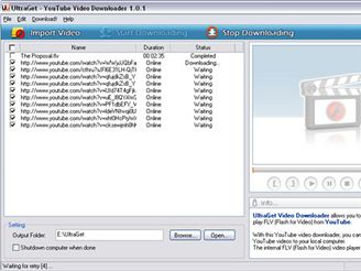 UltraGet Video Downloader 1.1.3